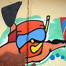 scuba wall by patricemassa