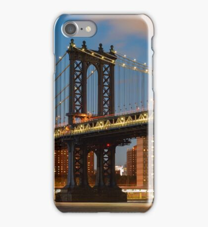Manhattan Bridge iPhone Case/Skin