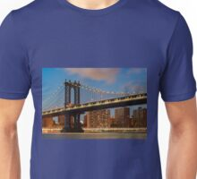 Manhattan Bridge Unisex T-Shirt