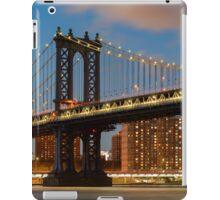 Manhattan Bridge iPad Case/Skin