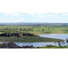 Carcoar Lake Landscape Photographic Print