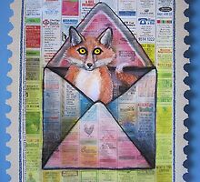 Fox Post by Thea T