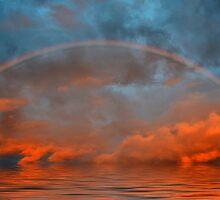 Tropical Rainbow by KeepsakesPhotography Michael Rowley