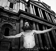 Jimmy. Lord of St Paul's by Paul Davey