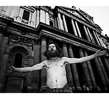Jimmy. Lord of St Paul's Photographic Print