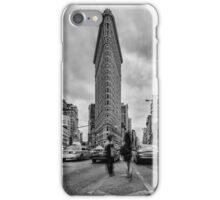 Flatiron Building, Study 1 iPhone Case/Skin