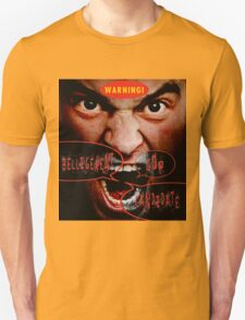 WARNING! Unisex T-Shirt