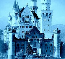 Schloß Neuschwanstein by ©The Creative  Minds