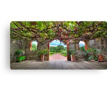 Grant Burge Winery Canvas Print