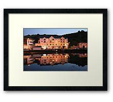 Bantry - Ireland Framed Print