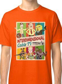 Interdimensional Cable TV Classic T-Shirt