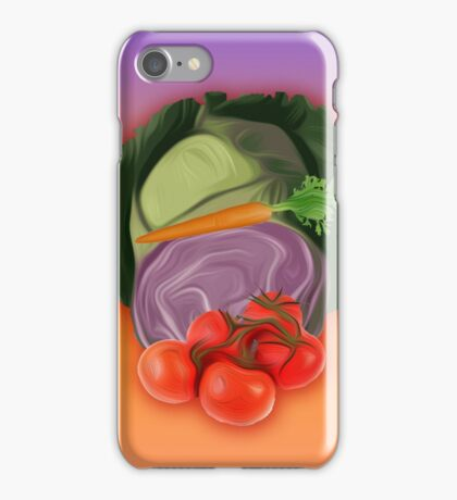 Vegetables 2 / Fruit Shop iPhone Case/Skin