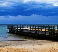 The Jetty by Gerard Rotse