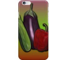 Vegetables 1 /  The Fruit Shop iPhone Case/Skin