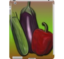 Vegetables 1 /  The Fruit Shop iPad Case/Skin