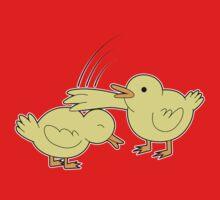 Karate Ducks One Piece - Short Sleeve
