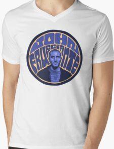 Frusciante Mens V-Neck T-Shirt