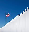 Our White Picket Fence. by Alex Preiss