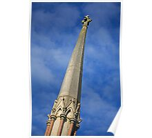 Tall Spire Poster