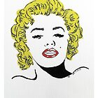 Marilyn Monroe by House Of Wonderland