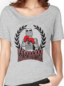 Marvelous Marvin Women's Relaxed Fit T-Shirt