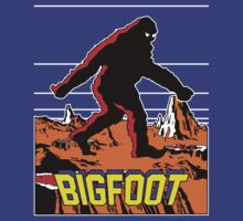 Bigfoot by anfa
