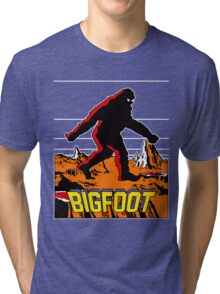 Bigfoot Tri-blend T-Shirt