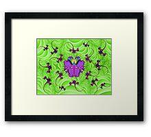 Cabassou Bug Framed Print