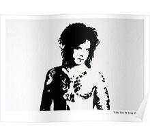 Nikki Sixx Poster