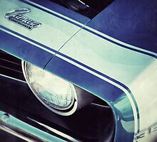 Blue Beast 1969 Chevrolet camaro by Kingstonshots