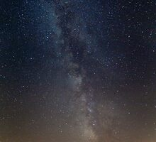 Milky way, Tuscany by Matteo Colombo