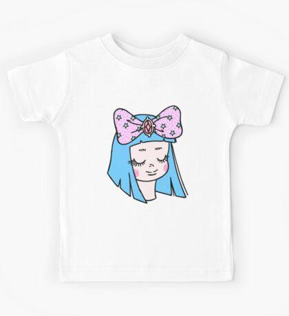 Blue Princess Kids Tee