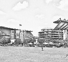 Heinz Field by Shadrags