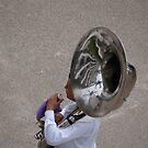 Tuba Player by PtoVallartaMex