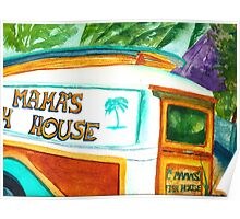 Mama's Fish House Poster
