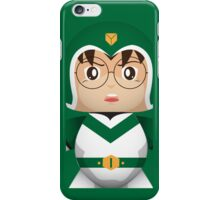 Pidge The Nerdy Pilot. iPhone Case/Skin