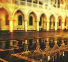 'St Mark's Reflection' by Tom Erik Douglas Smith