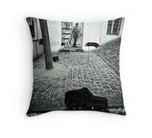 Paris 342 Throw Pillow