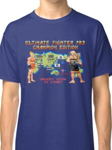 Ultimate Fighter 193 Rousey vs Holm Classic T-Shirt