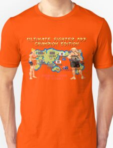 Ultimate Fighter 193 Rousey vs Holm Unisex T-Shirt
