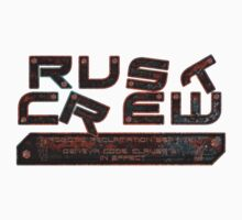 Rust Crew - Rusted by Adam Angold