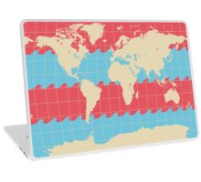 The World is Yours Laptop Skin