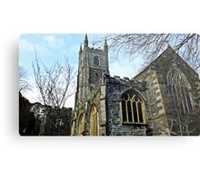 """"""" A Church with a History"""" Metal Print"""