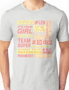 """iisuperwomanii """"retro"""" collage Unisex T-Shirt"""