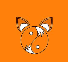 Tails Yin and Yang  by TailsP