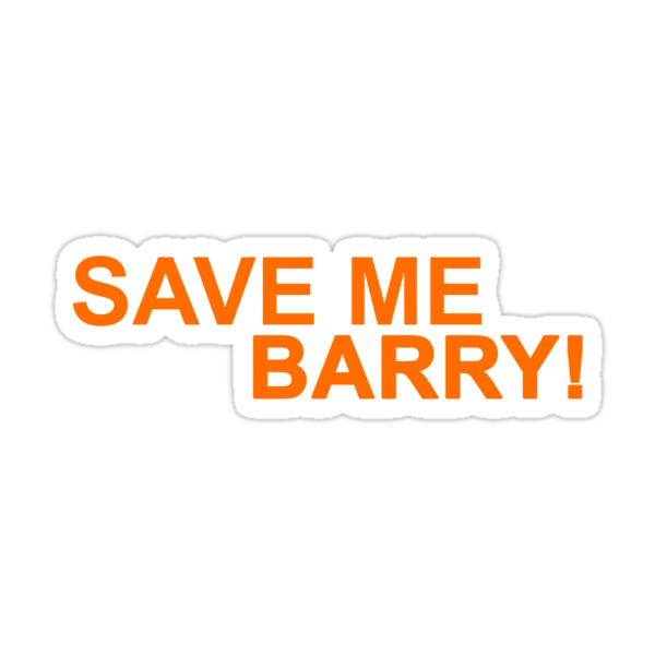 Who's Barry? by BobbyMcG
