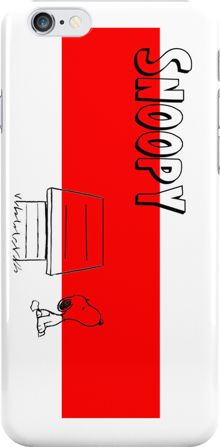 Snoopy by Typos Included