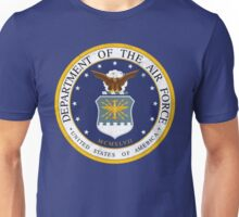 Dept of the Air Force Unisex T-Shirt