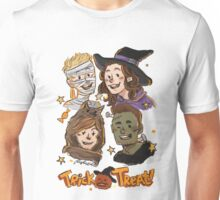 Domestic Monsters Unisex T-Shirt