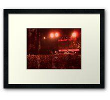 Concert Framed Print